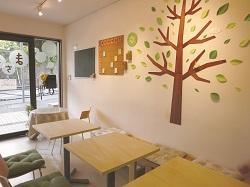 学校カフェ
